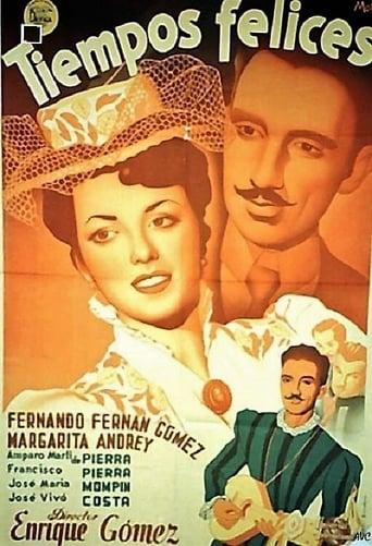 Poster of Tiempos felices