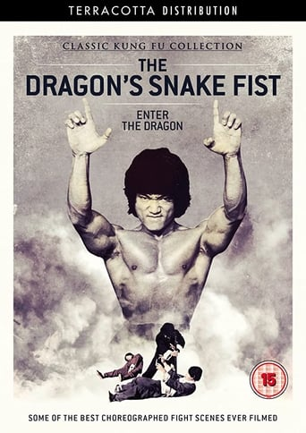 Poster of The Dragon's Snake Fist