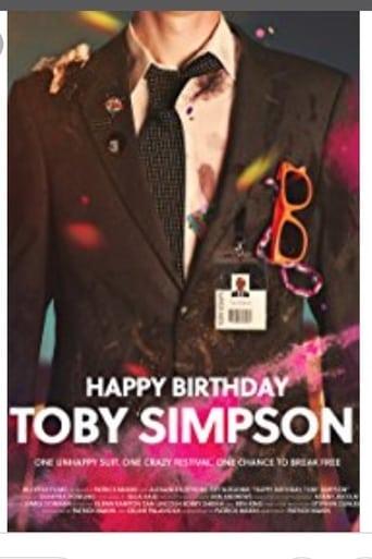 Poster of Happy Birthday, Toby Simpson