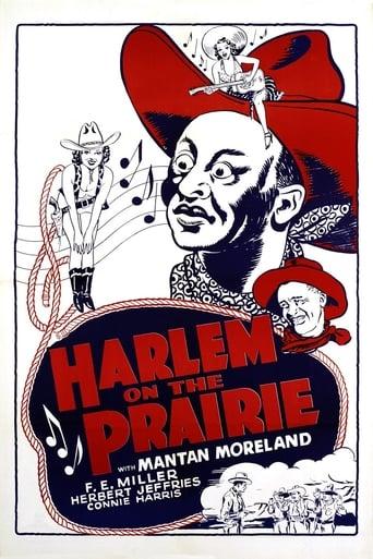 Poster of Harlem on the Prairie