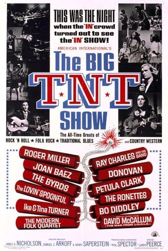 Poster of The Big T.N.T. Show