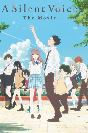 Poster of A Silent Voice: The Movie