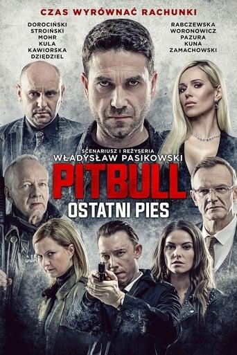 Poster of Pitbull. Last Dog