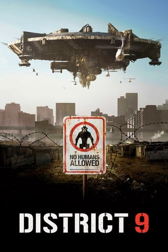 Poster of District 9