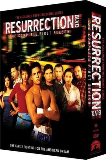 Poster of Resurrection Blvd.