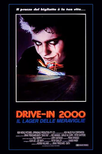 Poster of Drive-in 2000