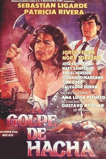 Poster of With a Blow of the Axe