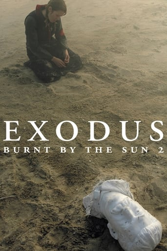 Poster of Burnt by the Sun 2: Exodus
