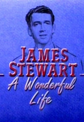 Poster of James Stewart: A Wonderful Life