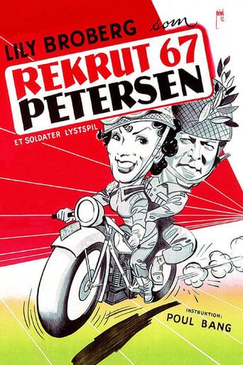 Poster of Rekrut 67 Petersen