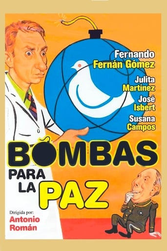 Poster of Bombs for Peace