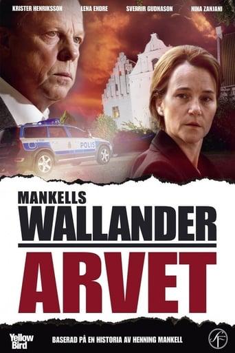 Poster of Wallander 24 - Arvet