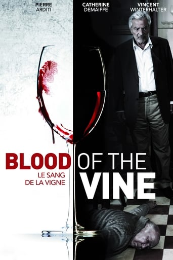 Poster of Blood of the Vine