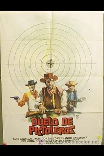 Poster of Duelo de pistoleros