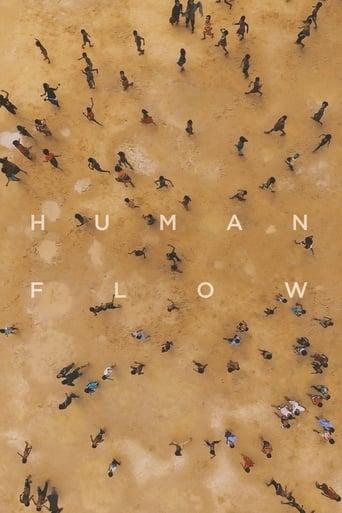 Filmplakat von Human Flow