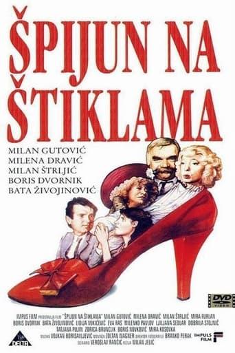 Poster of Spy In High Heels