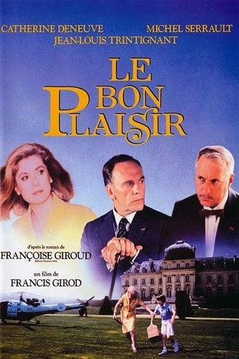 Poster of Le Bon Plaisir