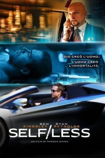 Poster of Self/less