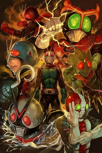 Poster of All Together! Seven Kamen Riders!!