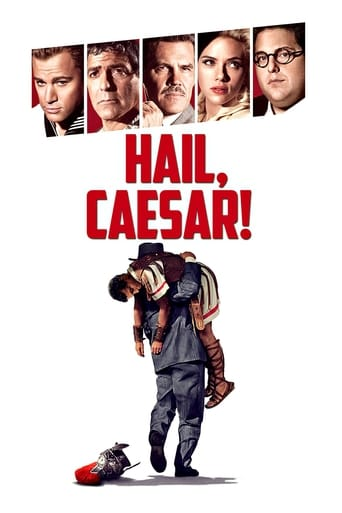 Poster of Hail, Caesar!