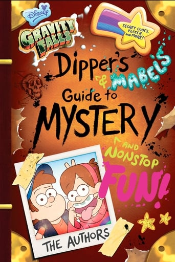 Poster of Dipper's Guide to the Unexplained