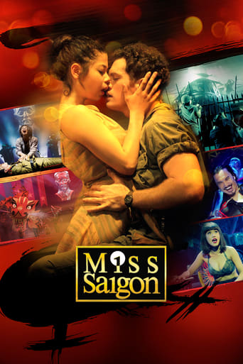 Poster of Miss Saigon: 25th Anniversary