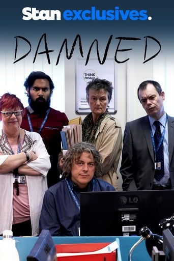 Poster of Damned