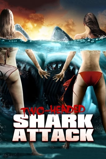 Poster of 2-Headed Shark Attack
