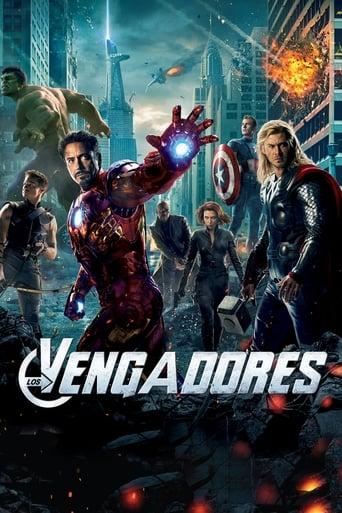 Poster of Los vengadores