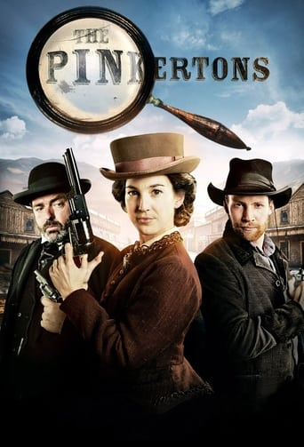 Poster of The Pinkertons