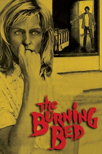 Poster of The Burning Bed