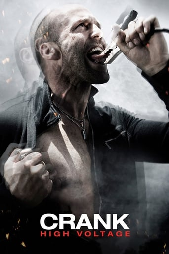 Poster of Crank: High Voltage