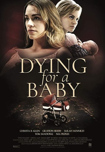 Poster of Dying for a Baby