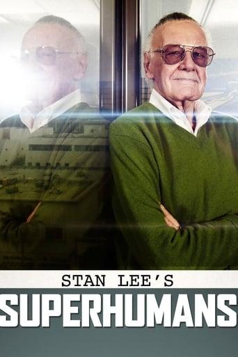 Poster of Stan Lee's Superhumans