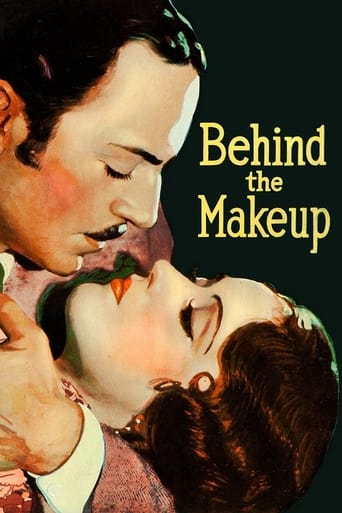 Poster of Behind the Make-Up