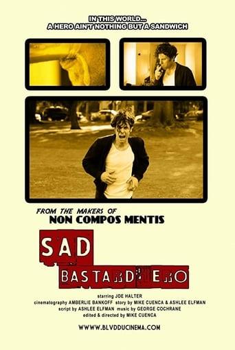 Poster of Sad Bastard Hero