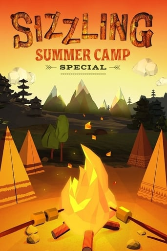 Poster of Nickelodeon's Sizzling Summer Camp Special