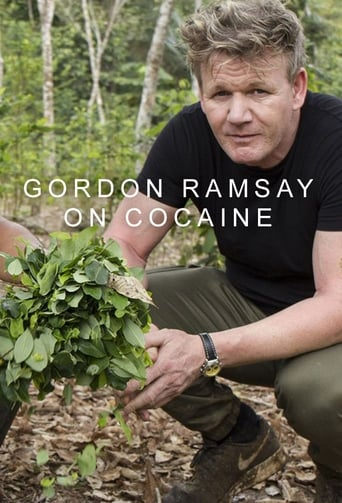 Poster of Gordon Ramsay on Cocaine