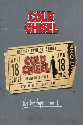 Poster of Cold Chisel: The Live Tapes - Volume 1