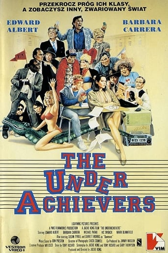 Poster of The Under Achievers
