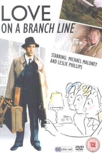 Poster of Love on a Branch Line