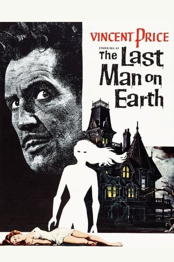 Poster of The Last Man on Earth