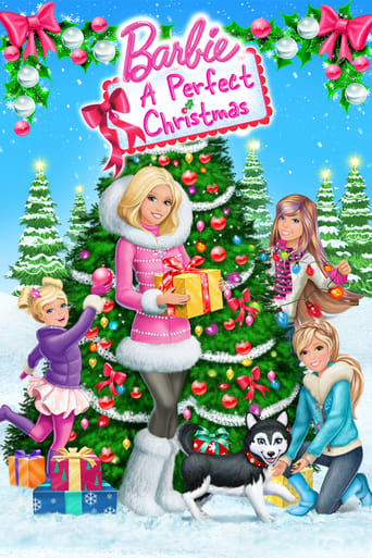 Poster of Barbie: A Perfect Christmas
