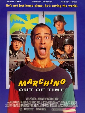 Poster of Marching Out of Time