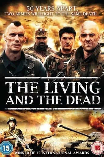 Poster of The Living and the Dead