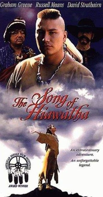 Poster of Song of Hiawatha