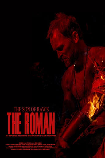 Poster of The Son of Raw's the Roman