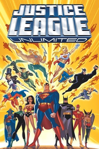 Poster of Justice League Unlimited