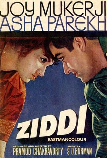 Poster of Ziddi