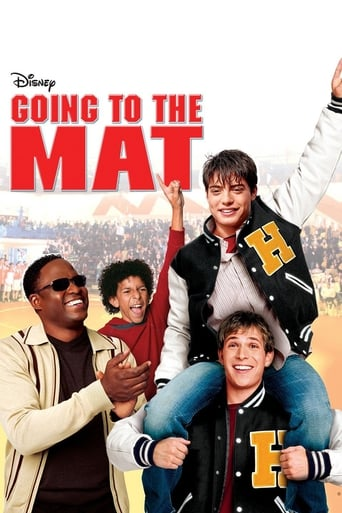 Poster of Going to the Mat